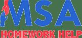 MSA Homework Help
